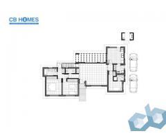 Casa 4 Ambientes - CBH-06