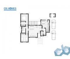 Casa 3 Ambientes - CBH-09